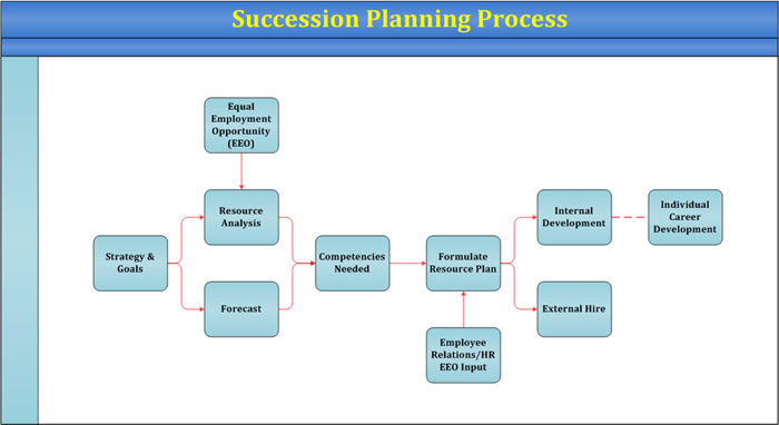 Talent Mangement – Succession Planning Template